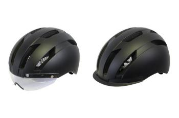 HELM INMOLD URBAN SPEED ZWART